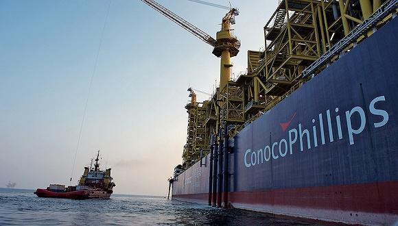 磊石跨文化服务美国康菲石油